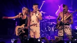 Toothbrush - DNCE live at Energy Red Session