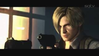 Дубляж. Resident Evil 6. Трейлер с Е3 2012