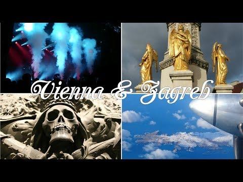 Vienna & Zagreb Trip