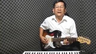 Chia sẻ cách đàn vọng cổ trên đàn organ và guitar ( thầy Út)