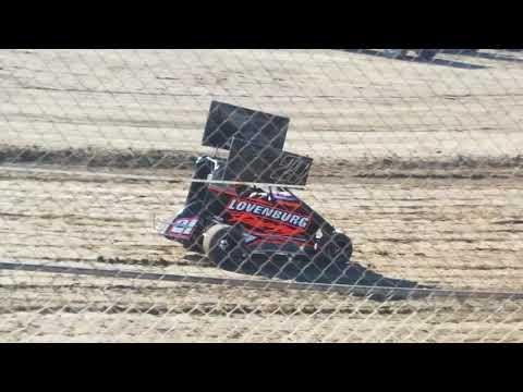 Lemoore Raceway 6/2/18 Jr Sprints Hot Laps-Cash