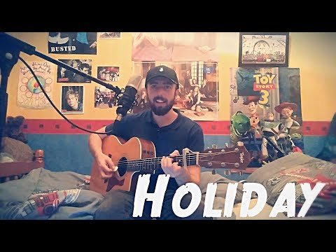 Girls' Generation - Holiday - Cover (With Chords)