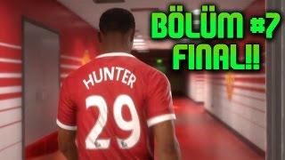 Fifa 17 alex hunter/yolculuk modu bÖlÜm #7 / sezon finali! lig ve kupayi aldik!