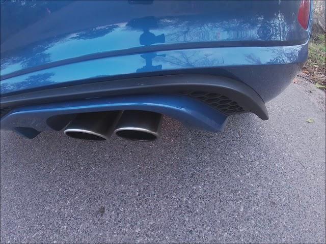 Ford Fiesta ST Soundcheck