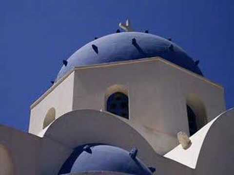 Santorini - Vangelis - Irene Papas