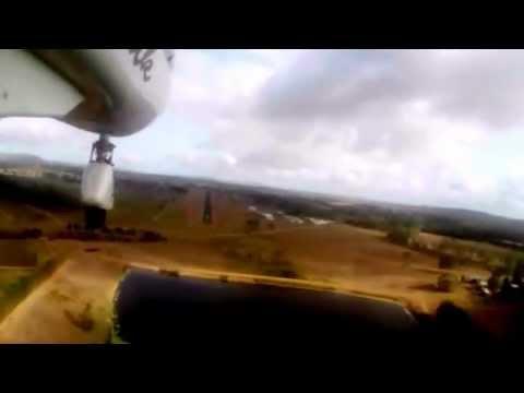 landing at  Gympie
