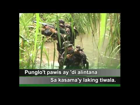 Download Awit Kawal Philippine Army