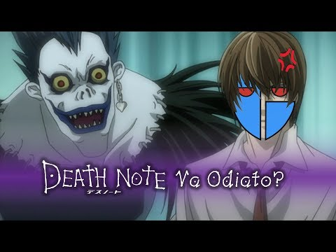 Death Note va ODIATO?