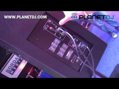 Epsilon Pro EPS-115 & EPS-18 Powered Speaker and Subwoofer | NAMM 2015