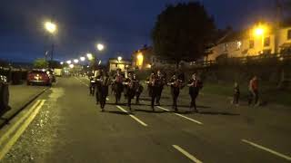 Lisnagrot Accordion Band @ Benvarden Flute 2017 (2)