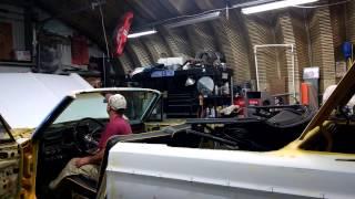 Fury convertible top pump rebuild