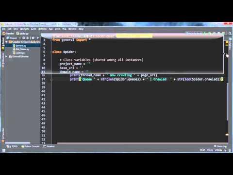Python Web Crawler Tutorial - 11 - Crawling Pages
