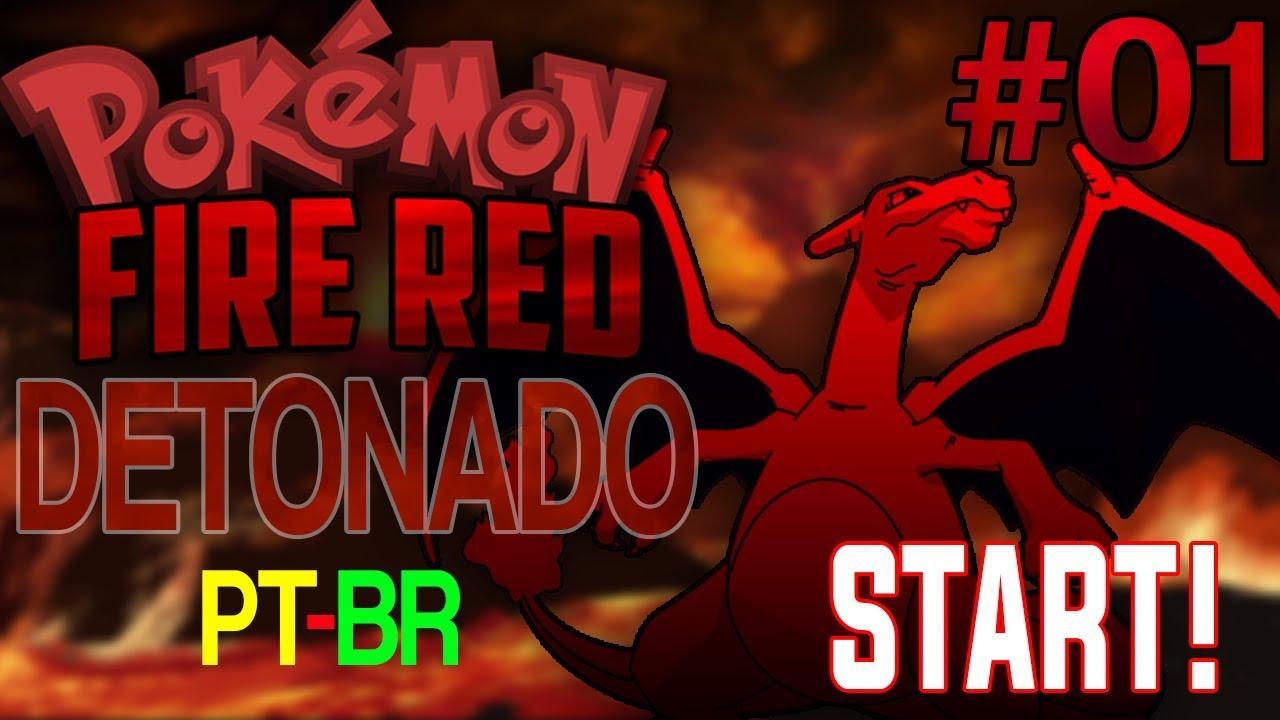 pokemon fire red version pt br download