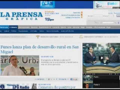 LA PRENSA GRÁFICA presenta El Salvador Digital