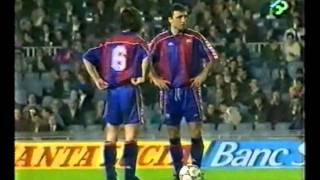 Барселона - ЦСКА. ЛЧ-1992/93. Barcelona - CSKA Moscow