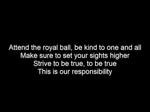 Barbie Rock n royals When your a princess (lyrics fixed)