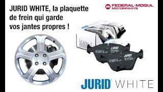 Plaquettes de frein JURID WHITE disponibles sur norauto.fr
