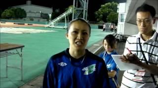 2012年8月26日プレナスなでしこリーグカップ2012 第5節(18:00キックオ...