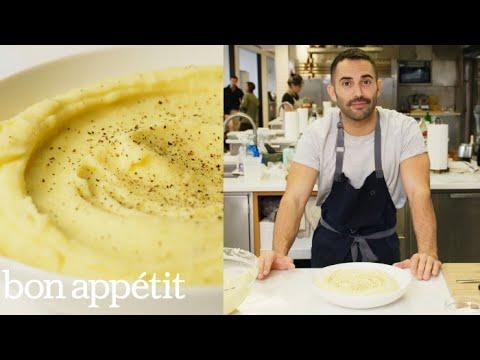 Andy Makes Ultra-Creamy Mashed Potatoes | Bon Appétit