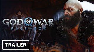 God of War: Ragnarok - Official Gameplay Trailer   PlayStation Showcase 2021