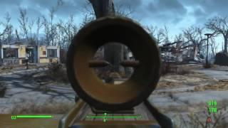 Fallout 4.Выживание.Перки и кач штурмовика