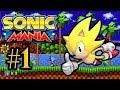 Sonic Mania (Pc) #1 |Conseguimos a Super