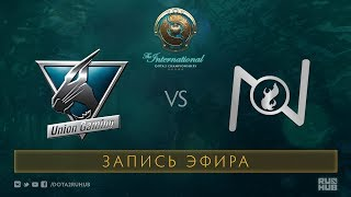 Union Gaming Bolivia vs Unknown Team, The International 2017 Qualifiers [Jam]