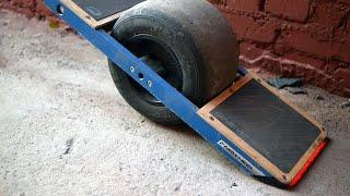 Onewheel — Доска с одним колесом