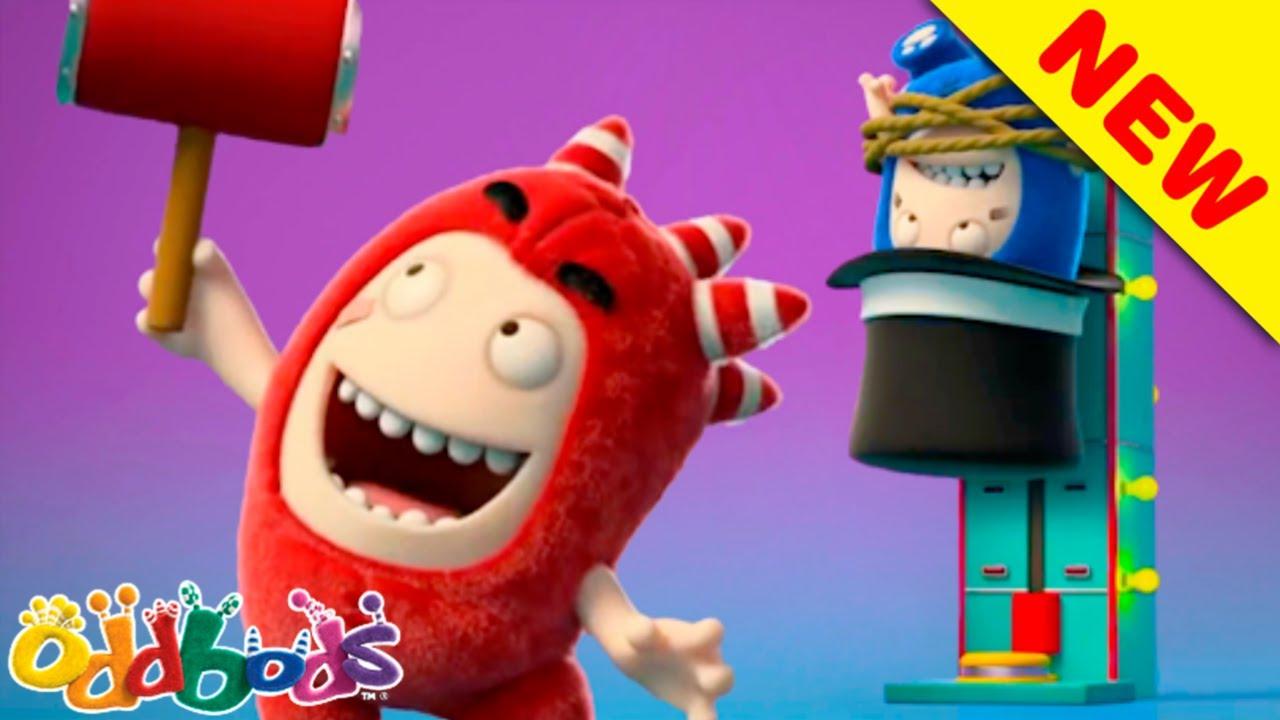 मनोरंजन पार्क में गर्मियों का बेहतरीन मज़ा | Oddbods | नया | बच्चों के लिए मज़ेदार कार्टून