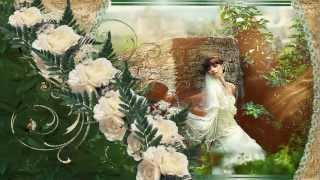 ˙·•●๑ღ♥ Свадьба в зеленых тонах..♥ღ๑●•·˙