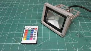 mvpower mp 11431 10w led flood light review