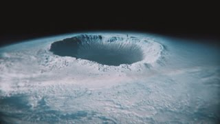 Odkrycie dwóch ogromnych struktur wewnętrzu Ziemi może potwierdzać teorię pustej Ziemi