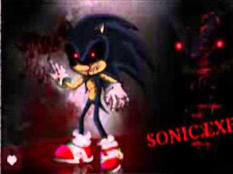 Sonic.exe risa+musica de persecución