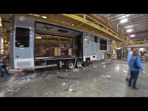 DRV Factory Tour | RV tour | RV Living |