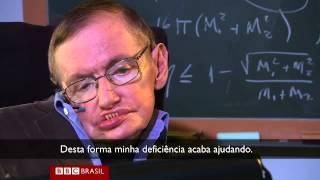 Físico Stephen Hawking conta por que apoia o suicídio assistido