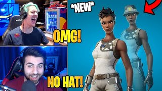 Streamers React To the *NEW* Fortnite Update Styles | Fortnite Highlights & Funny Moments