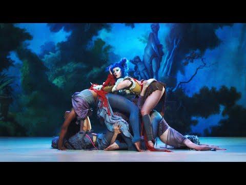 Ashnikko - Slumber Party (ft. Princess Nokia) [Official Music Video]