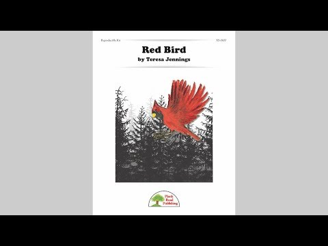 Red Bird - MusicK8.com Page Turner