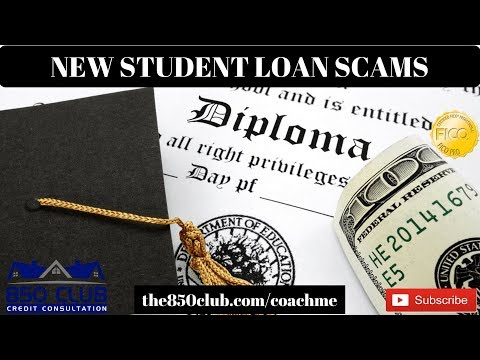 new-student-loan-scams---navient/nelnet/sallie-mae/fed-loan-servicing/direct-loans/paying-off