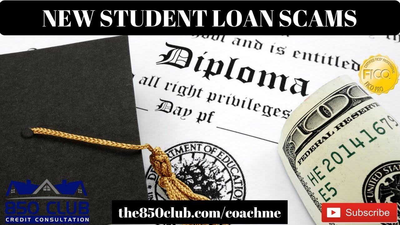 New Student Loan Scams Navientnelnetsallie Maefed Loan