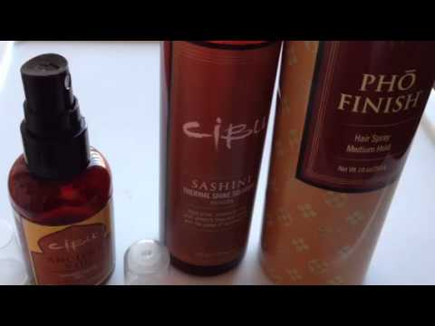 hair styling mousse reviews cibu a review of hair products 9075 | hqdefault