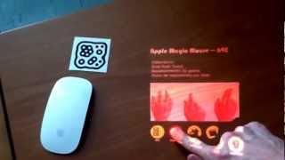Digitally Augmented Product Shelf