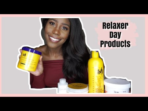 Relaxer Day Products