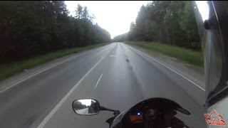Слушаю ли я музыку, когда еду на мотоцикле? Все нюансы.