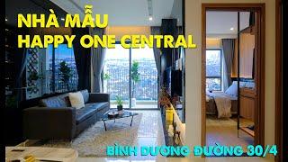 [Happy One Central] Khám Phá Nhà Mẫu Dự Án Happy One Central Bình Dương Đường 30/4 - Căn 2PN 2WC