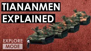 Tiananmen: Explained | Tiananmen Square Protests 30th Anniversary | EXPLORE MODE