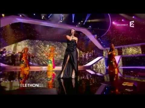 Anggun - Mon Meilleur Amour at Téléthon 2011
