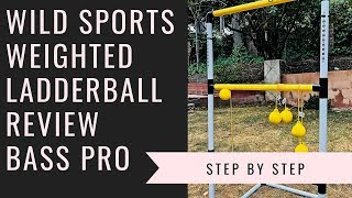 Wild Sports Ladderball Game Review - Bass Pro Shops