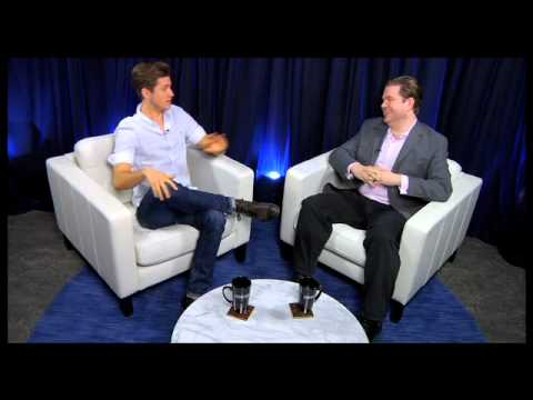 "Show People with Paul Wontorek Interview: ""Catch Me If You Can"" Star Aaron Tveit"