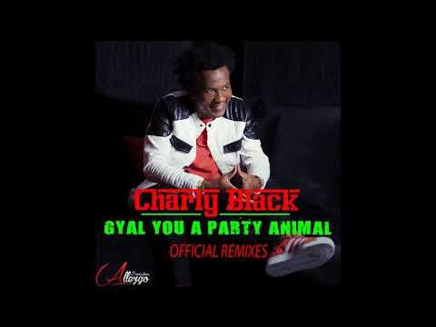 Charly Black - Gyal You A Party Animal (Dj Braindead Remix)
